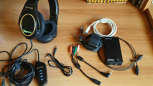 SHARKOON X-TATIC DIGITAL DOLBY Kopfhörer 5.1 PS4 PRO PS3 PS2 PC Xbox 360 One SX