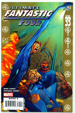 ♥♥♥♥ ULTIMATE FANTASTIC FOUR • Issue 33 • Marvel Comics