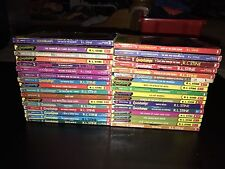 LOT of 34 GOOSEBUMPS BOOKS  R.L. STINE Original and Give Yourself Goosebumps MIX