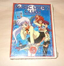 Magic User's Club! Maho Tsukai Tai, My Secret Wish, Volume 5