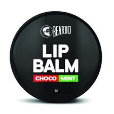 BEARDO Choco Mint Lip Balm for Men 7 gm