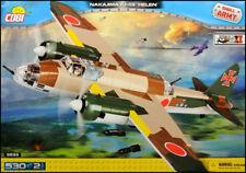 COBI Nakajima Ki-49 Helen (5533) - 530 elem. - WWII Japanese bomber