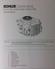 Sears Craftsman GT5000 GT3000 Lawn  Garden Tractor Kohler Engine Service Manual