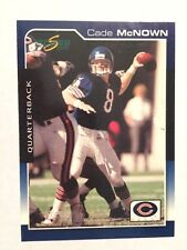 2000 Score #34 - Cade McNown - Chicago Bears