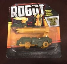 New Transforming Robot  Missile Truck ( Free Shipping )