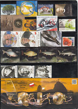 Poland 2016 MNH Complete Year set 58 stamps + 14 Souvenir sheets