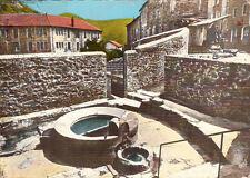 SAINT-LAURENT LES BAINS source d'eau chaude écrite 1965