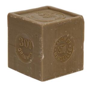 FRENCH SOAP ,SAVON DE MARSEILLE CUBE 300g ,NATURAL,OLIVE,LAVENDER, FLAT POSTAGE