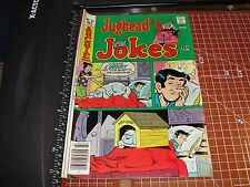 JUGHEAD'S JOKES #54 July 1977 Archie Comics - Hot Dog sleeps in the Dog House