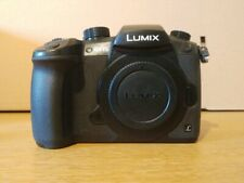 Panasonic Lumix DC-GH5 Lumix G Compact System Mirrorless Camera (Body only)