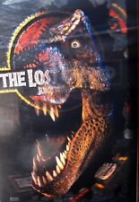 3 LENTICULAR POSTER - Jurassic Park –The Lost World , Species II ,-  Frighteners