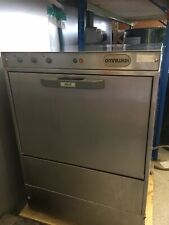 More details for omniwash jolly 50 commercial undercounter dishwasher