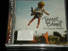 James Blunt - Some Kind De Los Problemas - CD álbum - 2010 - 13 Genial Canciones