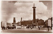 BIRKENHEAD ( Cheshire) : Mersey Tunnel,King's Square Entrance RP-VALENTINE'S