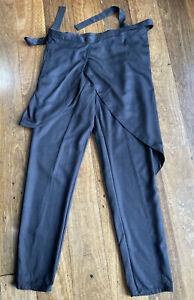 Sass & Bide black Layered pants - size 38 or 8