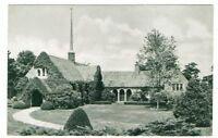 Undated Unused Postcard The Duncan Memorial Chapel Floydsburg Kentucky KY
