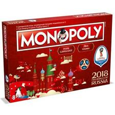 Fifa World Cup 2018 Edition Monopoly Official Merchandise