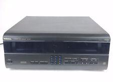 Technics SL-MC7 110 Mega CD Changer No Remote - Fully Tested - Excellent