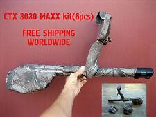 Minelab CTX 3030 dust dirt rain covers set (5+ pcs) Extra Quality! MAXI kit!