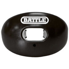 Battle Sports Science Oxygen Lip Protector Mouthguard - Black