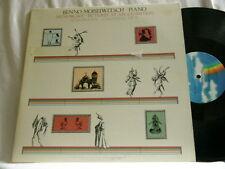 BENNO MOISEIWITSCH Mussorgsky: Pictures at an  Exhibition Schumann: Carnaval LP