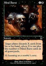 Mind Burst X4 EX/NM Odyssey MTG Magic Cards Black Discard