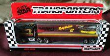 Matchbox Super Star Transporters #2 Rusty Wallace Penske Racing 1:90 C23-10