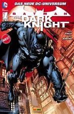 Batman The Dark Knight #1 BAM-Variant C-NUOVI DC-universo-immagine/PANINI 2012
