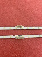 LED strip(2)for UN55NU7100 UE55NU7100 UN55NU7300 UE55NU7105 55NU710C BN61-15485A