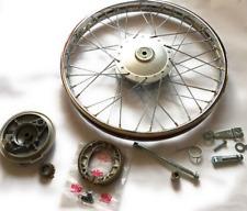 Complete FRONT Wheel  ALL PARTS 1.20 Honda Cub  C50 C70 C90 C100