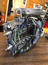 1987 Mariner 40 HP 2 Stroke Twin Outboard Engine Powerhead Freshwater MN