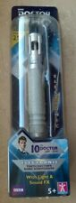 Doctor Who David Tennant's 10th doctor   sonic screwdriver - light and sounds