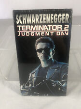 1991 Terminator 2: Judgment Day VHS NEW Factory SEALED