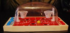 RARE Retro 80s Sears Table Top Basketball Game Bubble Sports Board Game Vintage