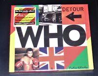 THE WHO WHO DELUXE EDITION CD IM SCHUBER SCHNELLER VERSAND NEU & OVP