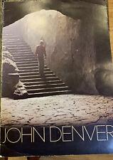 John Denver Ultra Rare Memorabilia WINDSTAR brochure 1982 Registration Course