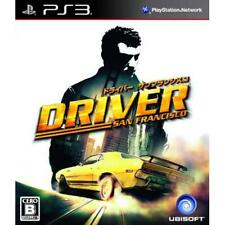 Used PS3 Driver: San Francisco Japan Import