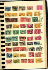Collection Washington Franklin & Regular Issues Town & Precancels 1911-1939 23D3