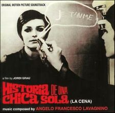 Angelo Francesco Lavagnino: Historia De Una Chica Sola (New/Sealed CD)