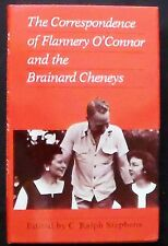 The Correspondence of Flannery O'Connor and the Brainard Cheneys HB/DJ 1st. NEW