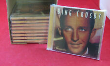 NEW LOT OF 10 CD'S: BING CROSBY - MEMORIES (MCA)