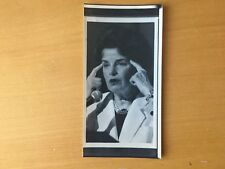 RARE WOMEN IN POLITICS: Two AP News Service Wire Photos of Diane Feinstein