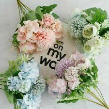 Artificial Silk Flowers Bridal Wedding Bouquet Home Decor Party  Supplies