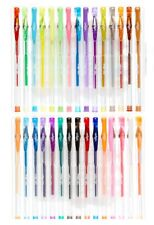 SMIGGLE LARGE SCENTED GEL PENS 30/PK!! - NEON, GLITTER, PASTEL all in One Set!!