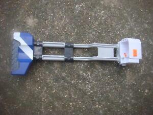 Nerf Spectre Rev 5 Folding Shoulder Stock Blue And White