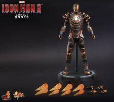 Hot Toys 1/6 MMS251 Iron Man 3 Bones Mark XLI 41 IN STOCK Cheapest Mint in Box