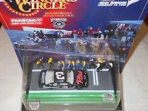 Winners Circle 1/64 Dale Earnhardt Sr Goodwrench #3 Daytona 500  Pit Road
