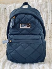NWT Marc Jacobs Quilted Nylon Backpack Black M0011321 MSRP $200