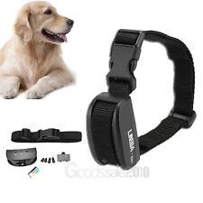 Vibration Anti-Bark Bark Stop No Barking Dog Training Control Collar Safety USA