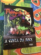 Mago de Oz A COSTA DA ROCK DELUXE DIGI 1 º EDICION  2 DVD PEQENIASANDRIITA